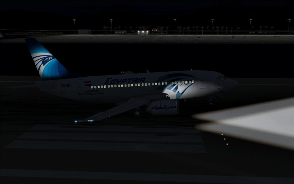 Egyptair  19-19
