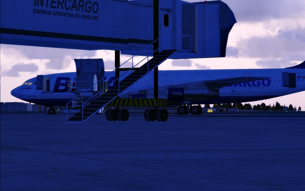 Beta Cargo 19