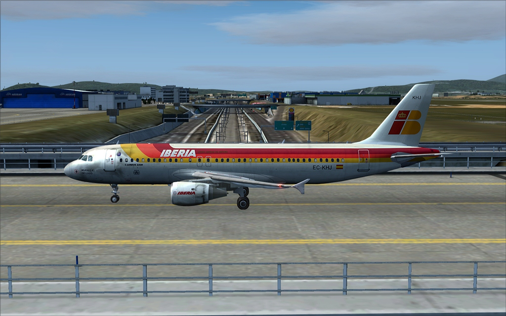 Iberia A320 20-11