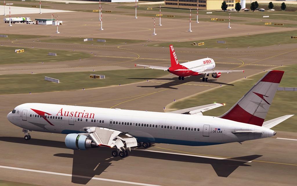 Austrian B767 20-5