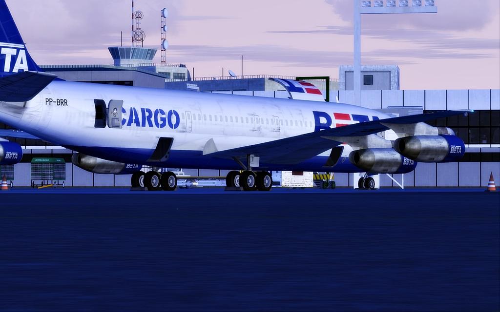 Beta Cargo 20