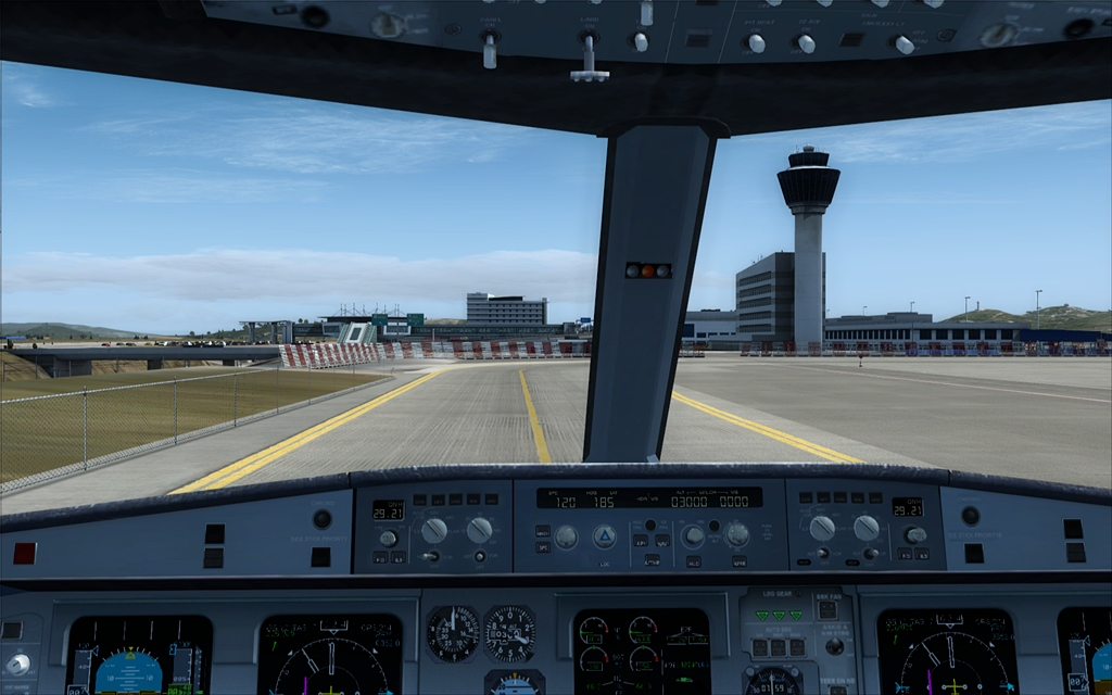 Iberia A320 21-10