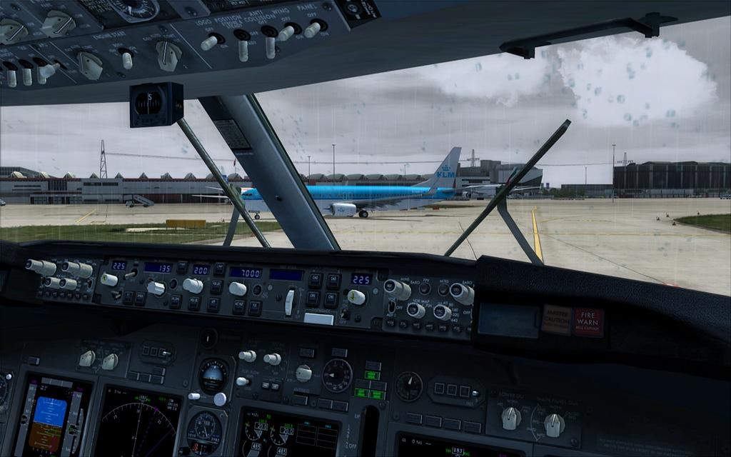 Boeing 737-800 Malev 21-11