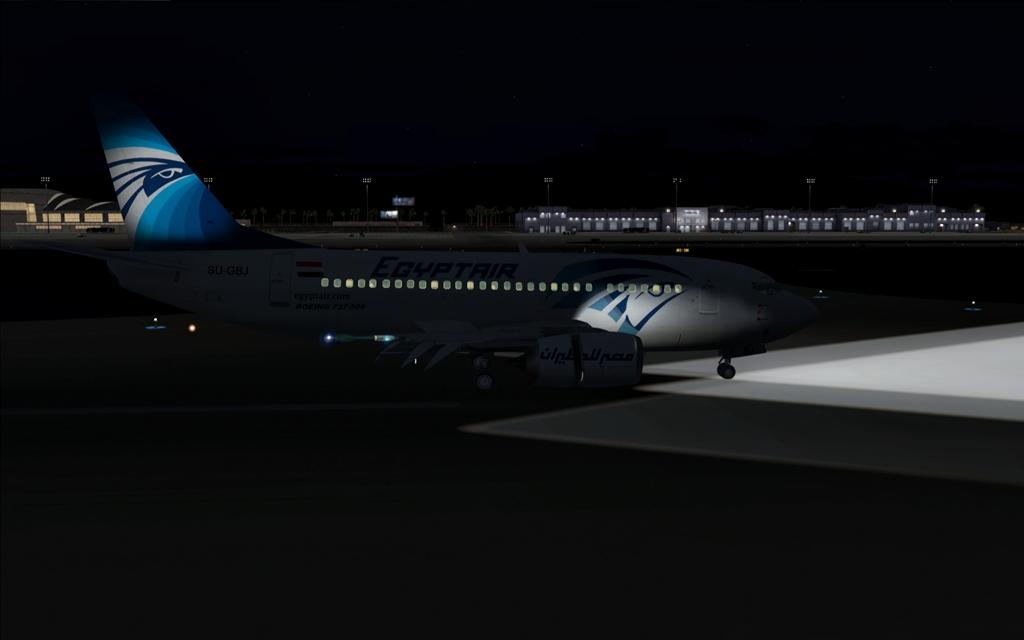 Egyptair  21-18
