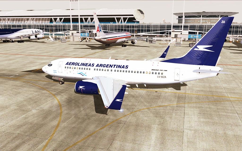 Aerolineas Argentinas 21-3