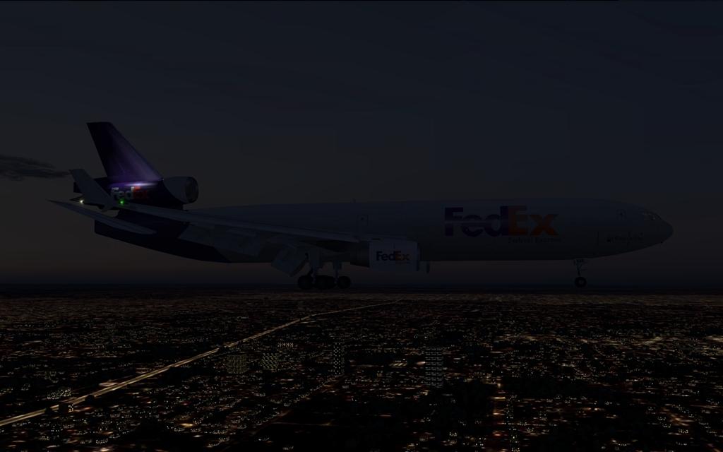 Md-11 Fedex 21-9