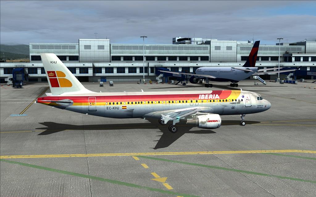 Iberia A320 22-10