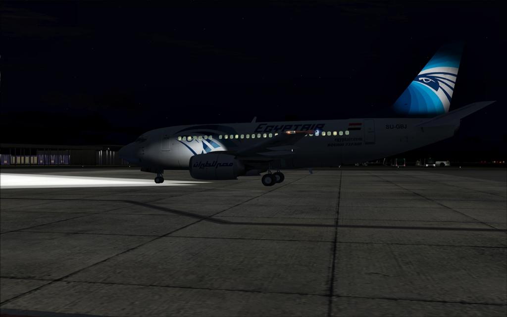 Egyptair  22-19