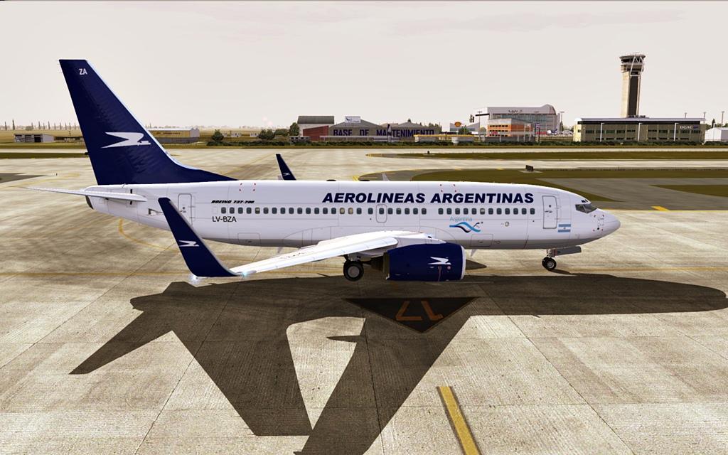 Aerolineas Argentinas 22-3