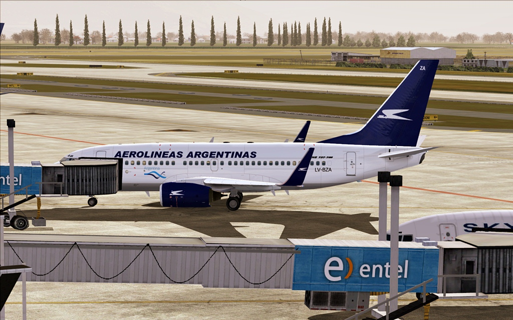 Aerolineas Argentinas 23-1