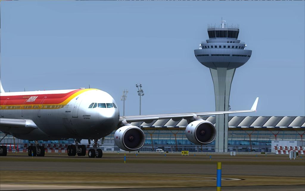 Iberia A340-600 23-3