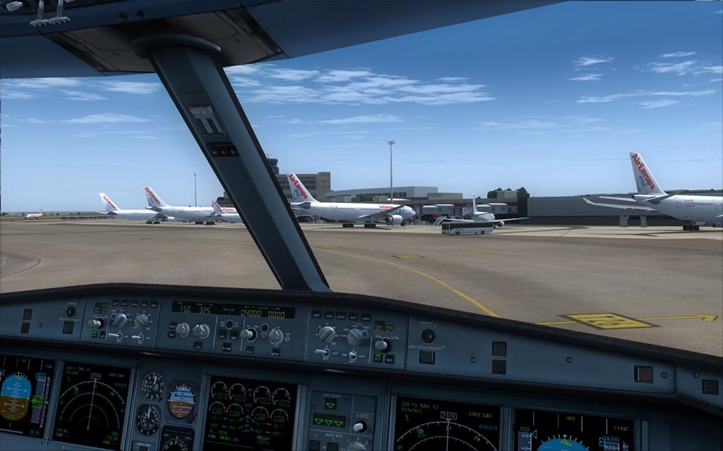 Iberia A340-600 24-1