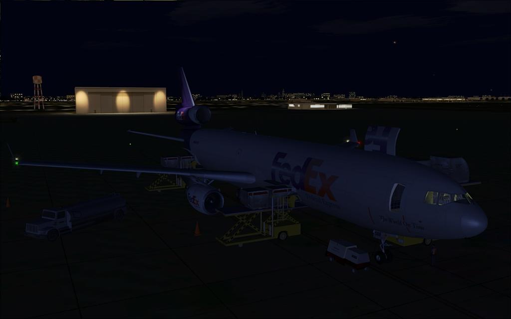 Md-11 Fedex 25-4