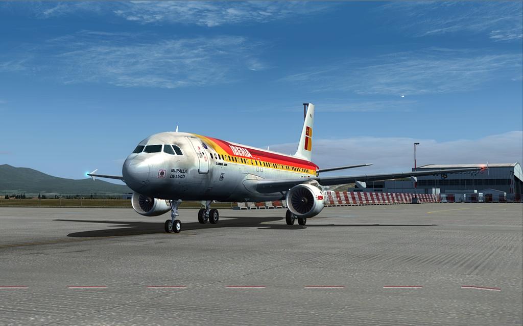 Iberia A320 25-5