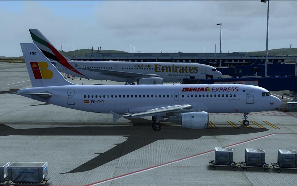 Iberia Express A01-4