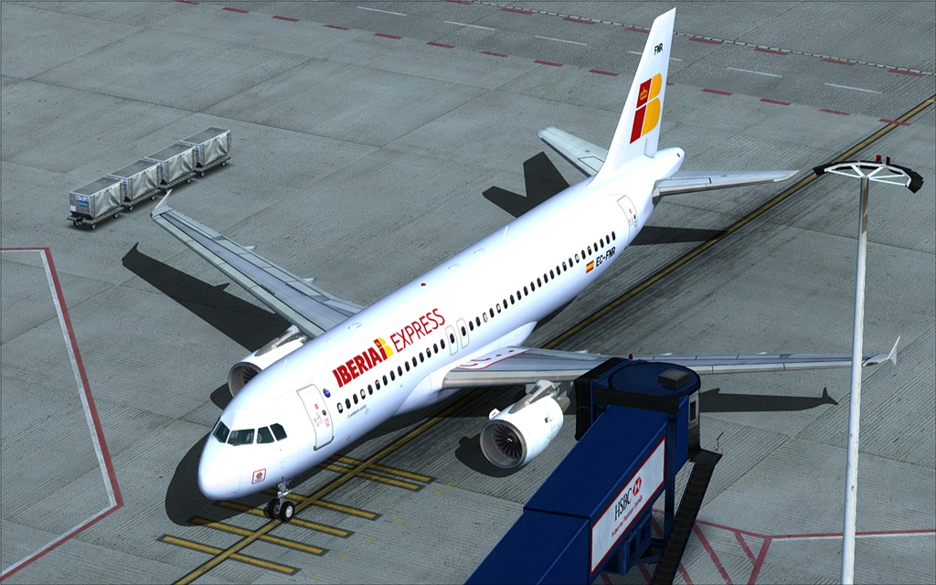 Iberia Express A02-4