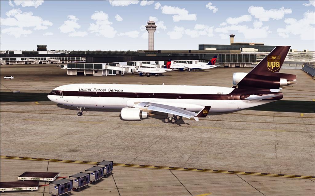 UPS MD-11 A03-1