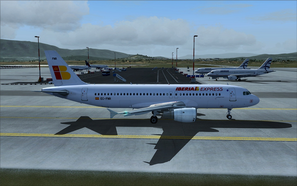 Iberia Express A03-4