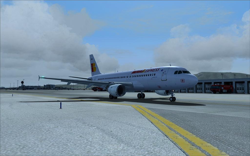 Iberia Express A04-4