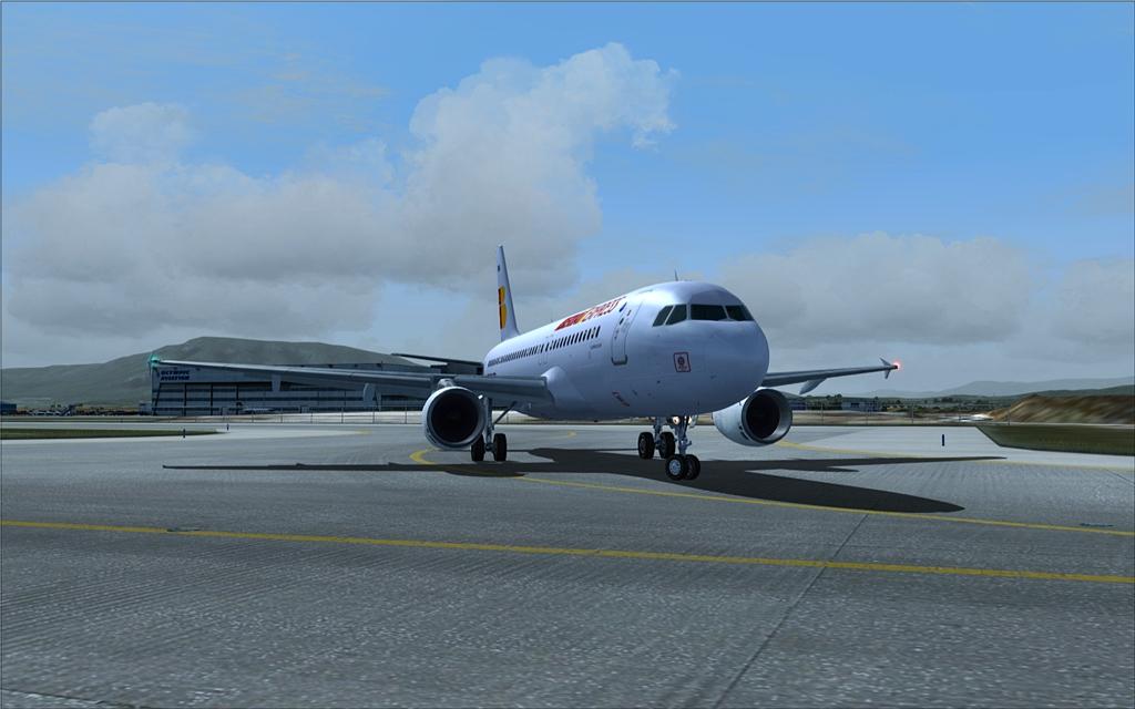 Iberia Express A05-4