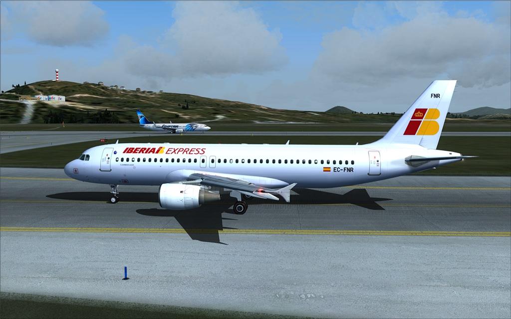 Iberia Express A06-4