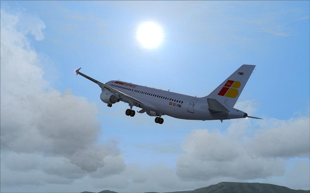 Iberia Express A08-4