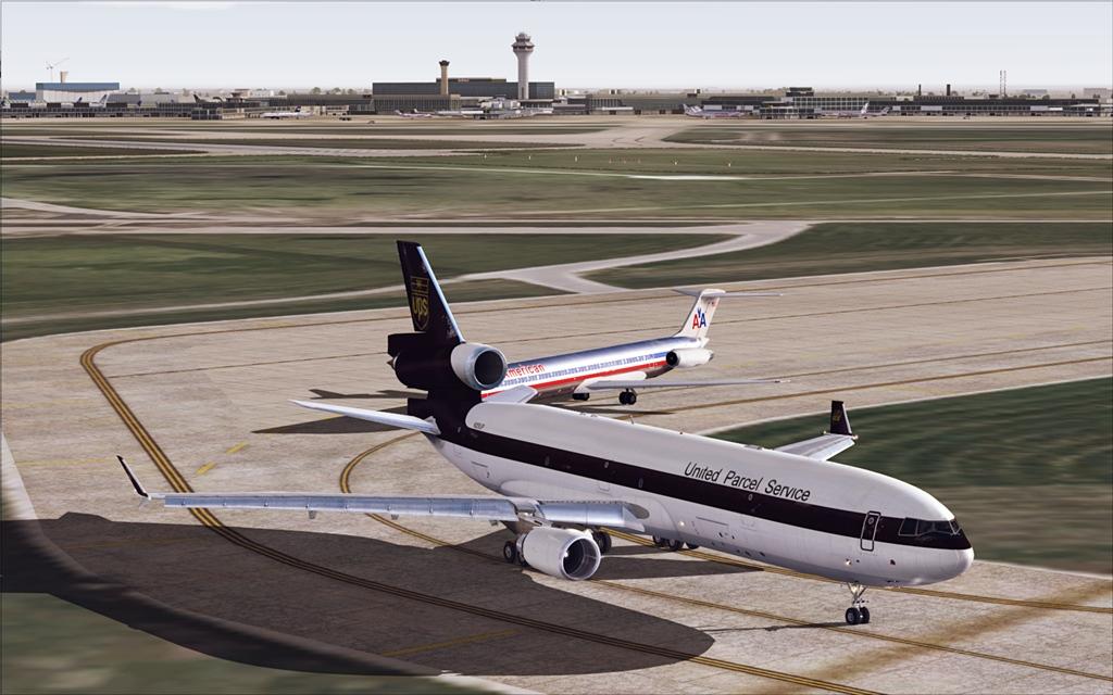 UPS MD-11 A09-1