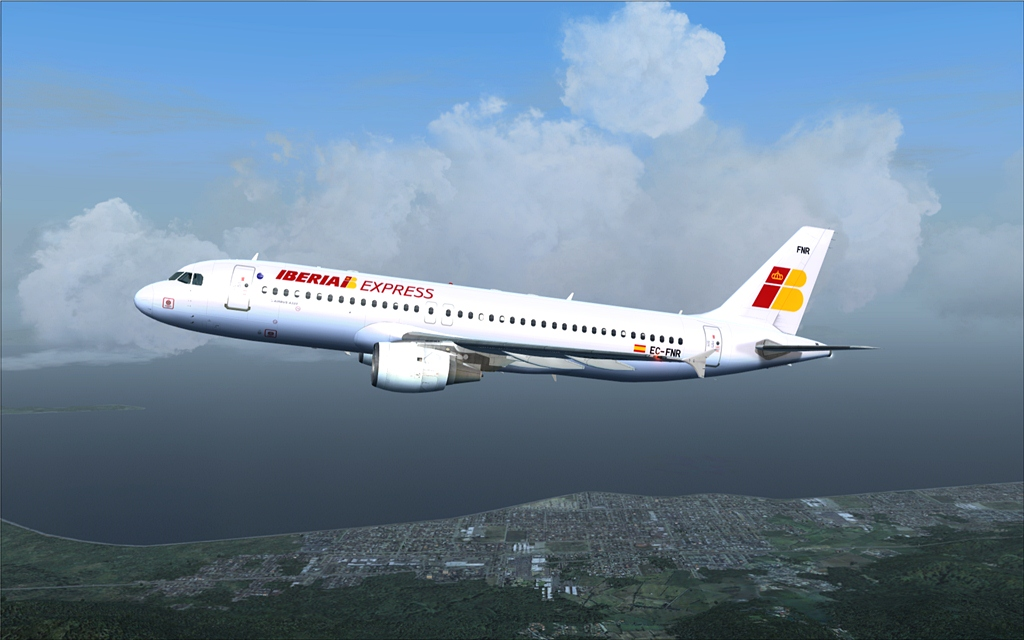 Iberia Express A10-9