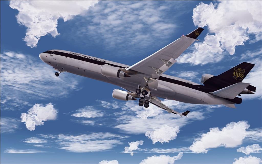 UPS MD-11 A11-1
