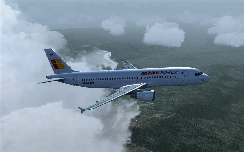 Iberia Express A11-9