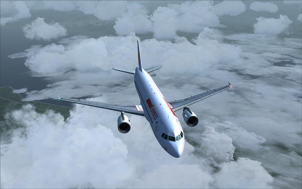 Iberia Express A12-9