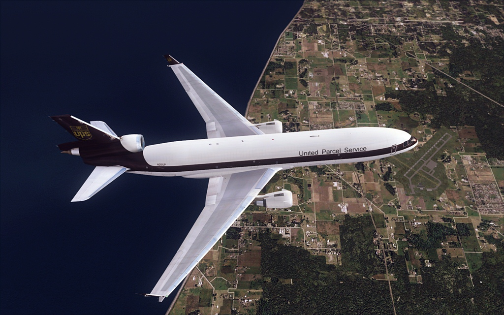 UPS MD-11 A13-1