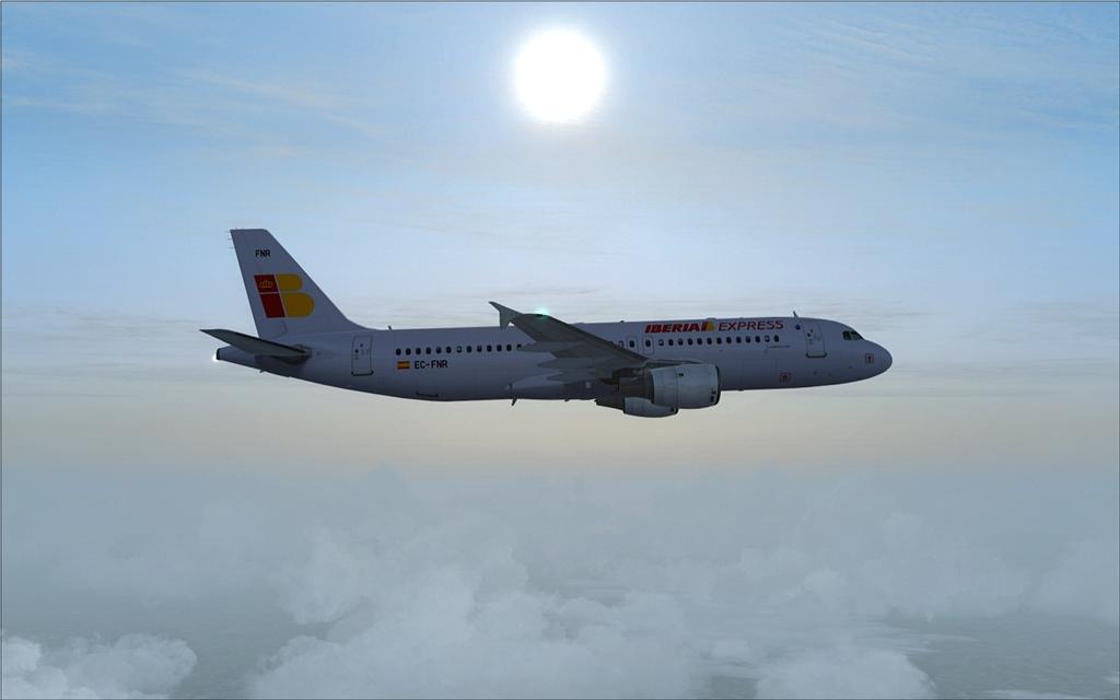 Iberia Express A14-9