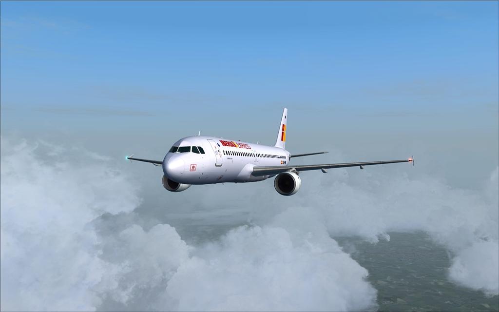 Iberia Express A15-9