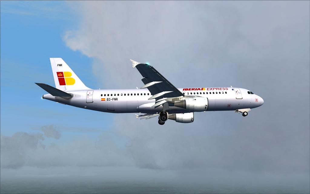 Iberia Express A17-9