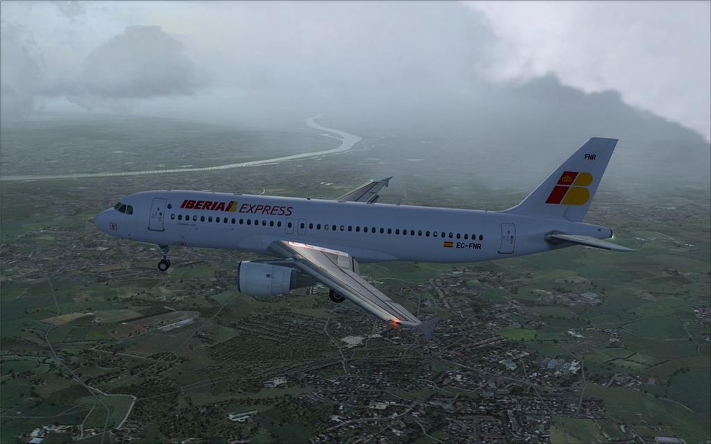 Iberia Express A18-9