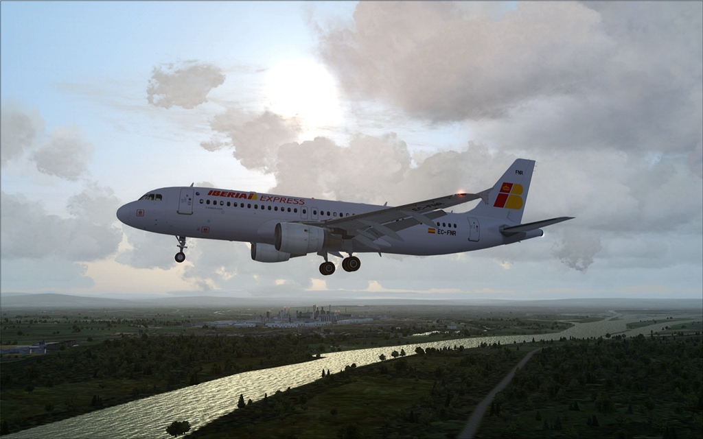 Iberia Express A20-9