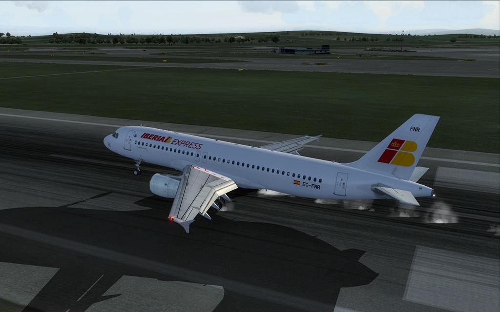 Iberia Express A22-8