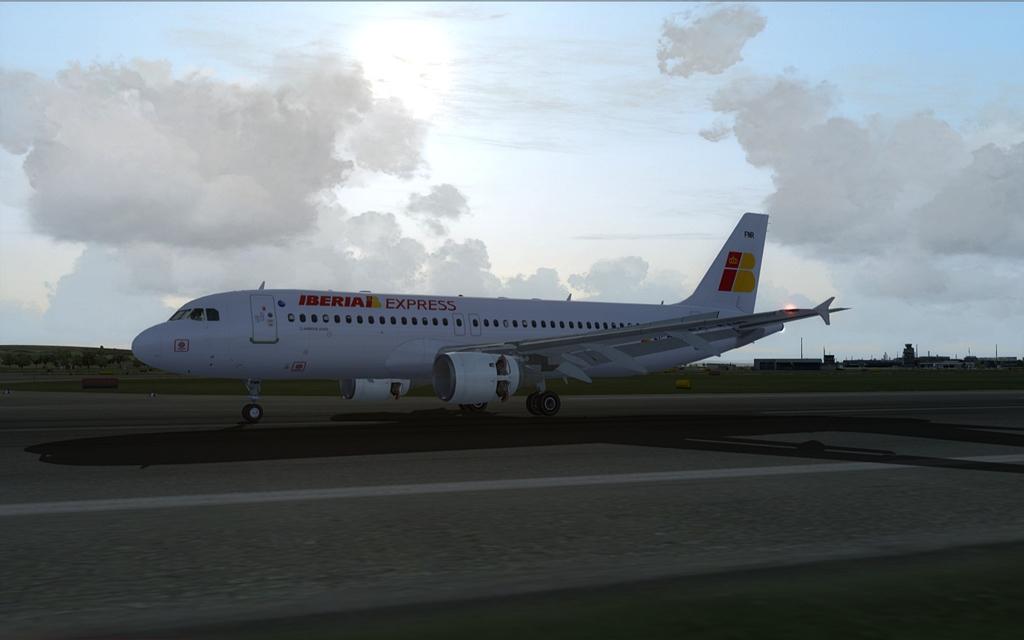 Iberia Express A23-8