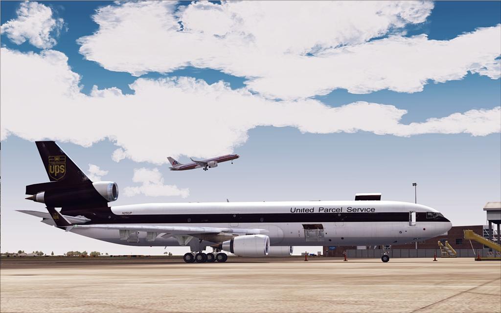 UPS MD-11 A25-1
