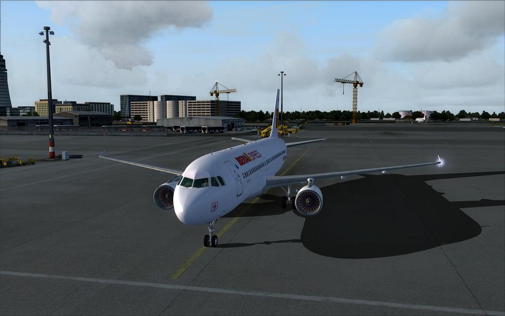 Iberia Express A25-8