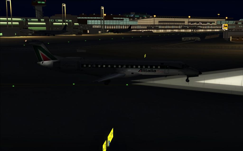 Alitalia ERJ-145 B01-2