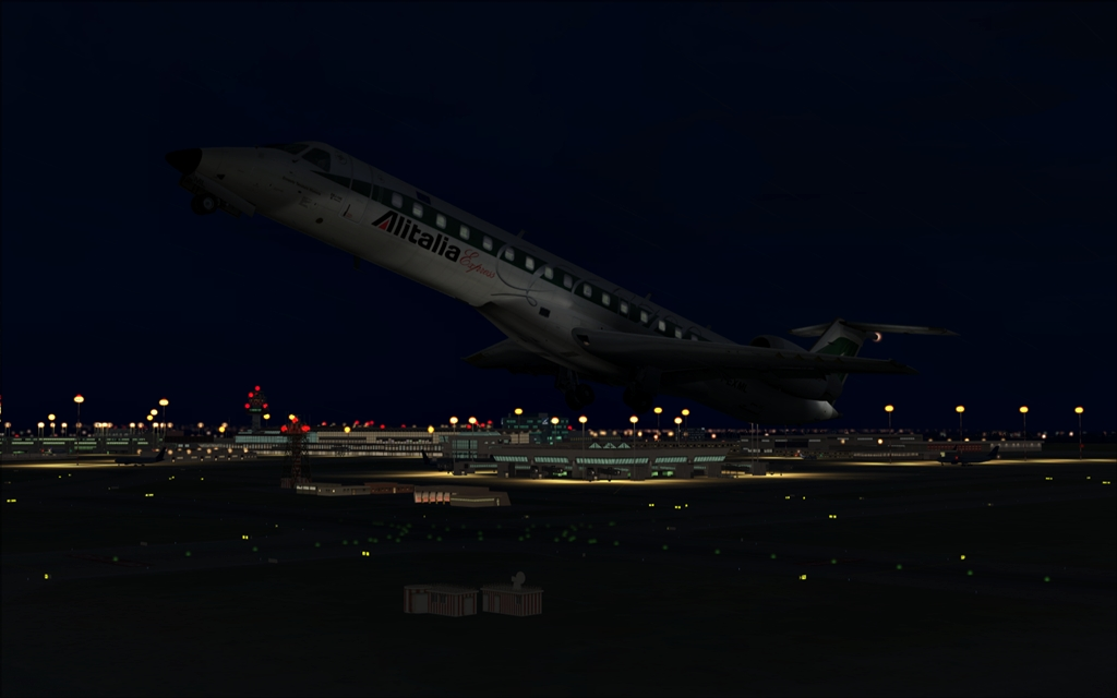 Alitalia ERJ-145 B02-2