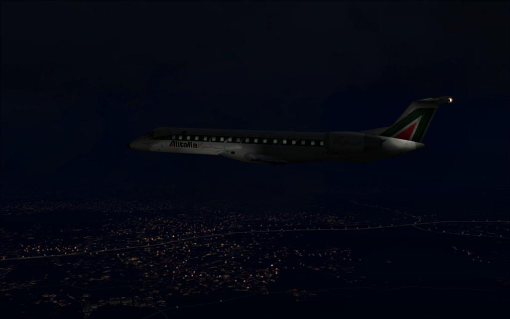 Alitalia ERJ-145 B03-2