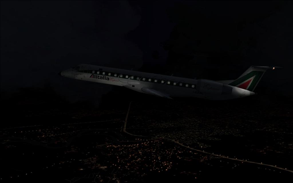 Alitalia ERJ-145 B04-2