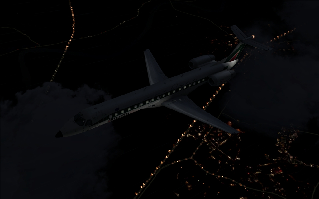 Alitalia ERJ-145 B05-2