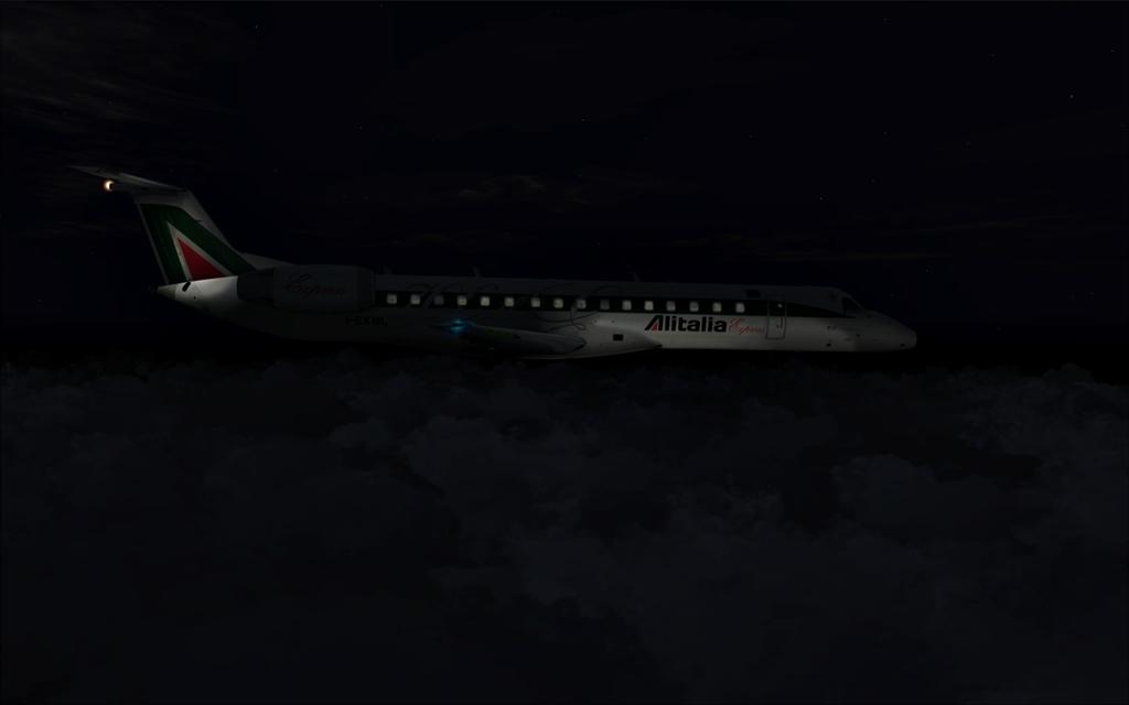 Alitalia ERJ-145 B10-4