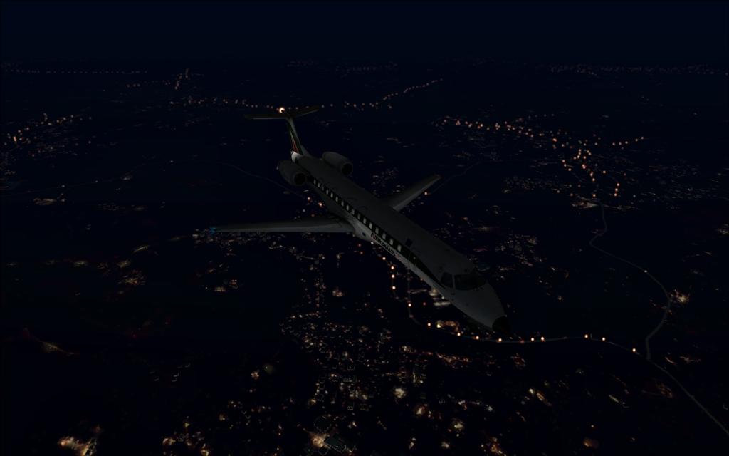 Alitalia ERJ-145 B16-4