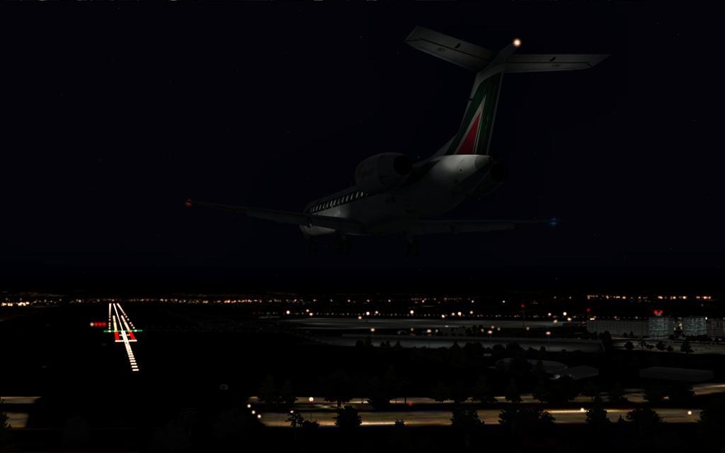 Alitalia ERJ-145 B21-3