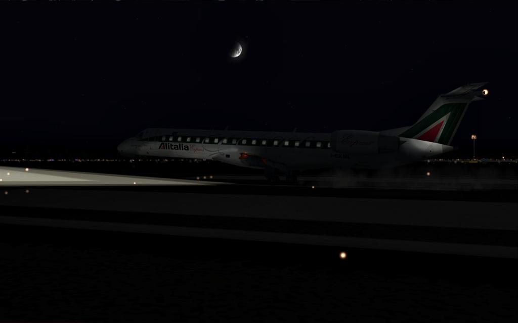 Alitalia ERJ-145 B22-3